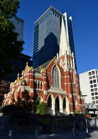 Abert St Church