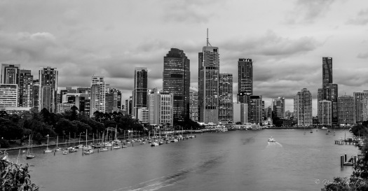 River City B&W
